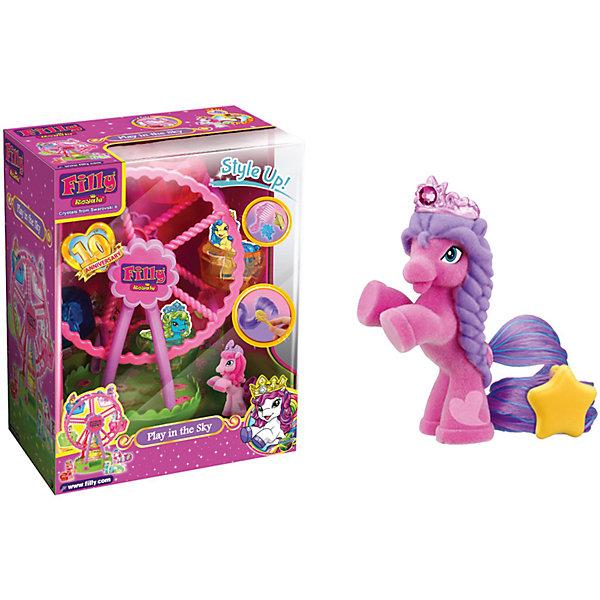 Dracco Игровой набор Королевские Filly «Колесо обозрения», Dracco игрушка simba лошадка filly witchy 87191 16 66 5951666