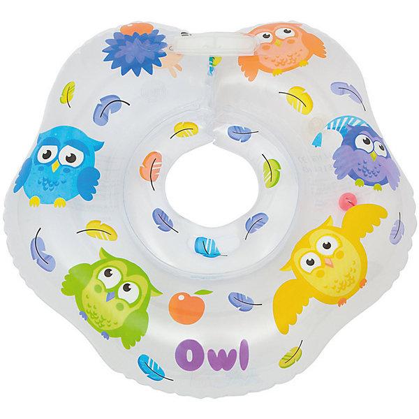 Roxy-Kids Круг на шею для купания Owl, Roxy-Kids