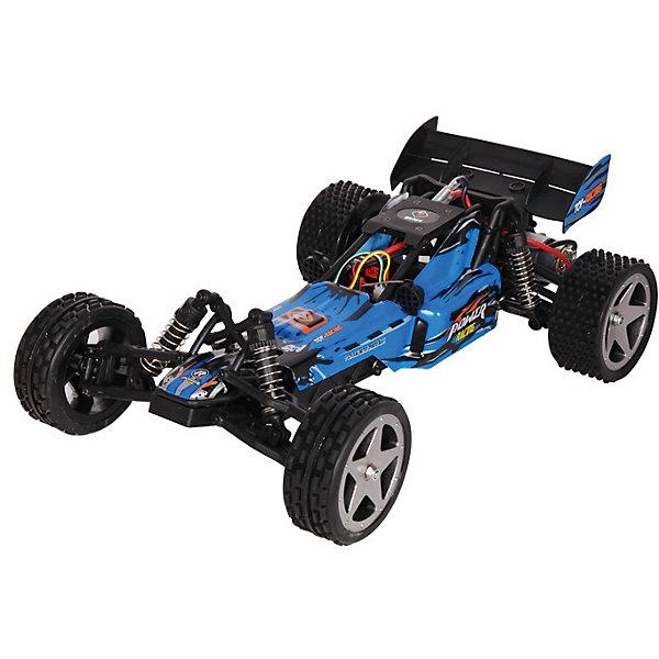 Автомобиль на р/у Wave Runner, синий, WL ToysРадиоуправляемые машины<br>Характеристики товара:<br><br>• возраст от 6 лет;<br>• материал: пластик, резина;<br>• в комплекте: автомобиль, пульт дистанционного управления, аккумуляторная батарея, зарядное устройство, инструкция;<br>• пульт работает от батареек АА (в комплект не входят);<br>• размер машины 34,8х23х11,5 см;<br>• 2-колесный задний привод;<br>• двигатель RC380;<br>• аккумулятор Li-Ion 1500 mAh;<br>• размер упаковки 49х25х16,5 см;<br>• вес упаковки 2,5 кг;<br>• страна производитель: Китай.<br><br>Автомобиль «Wave Runner» WL Toys синий — удивительная машина на радиоуправлении, способная выполнять сложные трюки, развороты и повороты. Двигатель машины позволяет развивать скорость до 40 км/час. Корпус автомобиля сделан из прочного качественного пластика, колеса — из резины, что обеспечивает хорошую проходимость. Игрушка работает от аккумулятора. С таким автомобилем мальчики могут устроить профессиональные заезды и захватывающие гонки.<br><br>Автомобиль «Wave Runner» WL Toys синий можно приобрести в нашем интернет-магазине.<br>Ширина мм: 490; Глубина мм: 250; Высота мм: 165; Вес г: 2437; Возраст от месяцев: 72; Возраст до месяцев: 2147483647; Пол: Мужской; Возраст: Детский; SKU: 5581245;