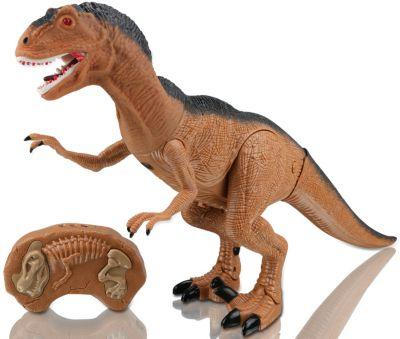 Динозавр на и/к управлении  Грозный охотник , Mioshi Active, артикул:5581246 - Игрушки для мальчиков