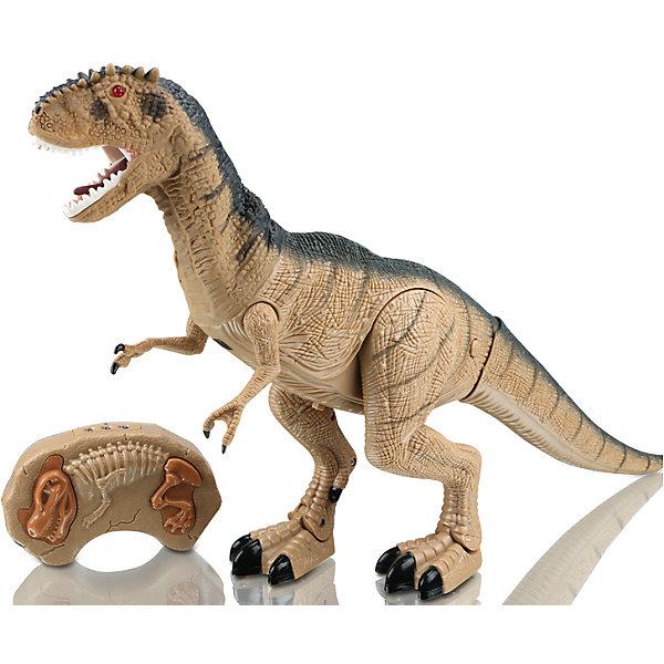 Mioshi Динозавр на и/к управлении Доисторический ящер, Mioshi Active катер р у mioshi прибой x21 21 см