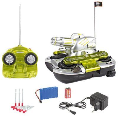 Танк-амфибия на р/у  Стрела-24 , Mioshi Army, артикул:5581249 - Радиоуправляемые игрушки