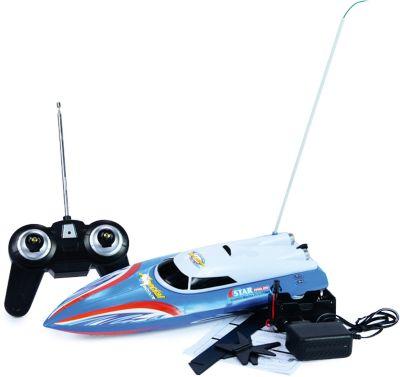 Катер на р/у  Лидер-X34 , Mioshi Tech, артикул:5581250 - Радиоуправляемые игрушки