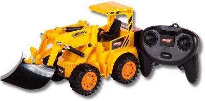 Бульдозер, проводное управление, Mioshi Tech, артикул:5581256 - Игрушки для мальчиков