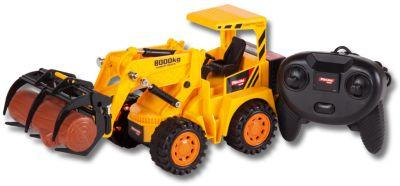 Погрузчик с захватом, проводное управление, Mioshi Tech, артикул:5581258 - Игрушки для мальчиков