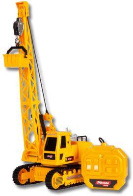 Подъемный кран, проводное управление, Mioshi Tech, артикул:5581259 - Игрушки для мальчиков