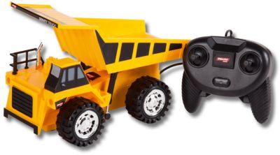 Самосвал, проводное управление, Mioshi Tech, артикул:5581260 - Игрушки для мальчиков