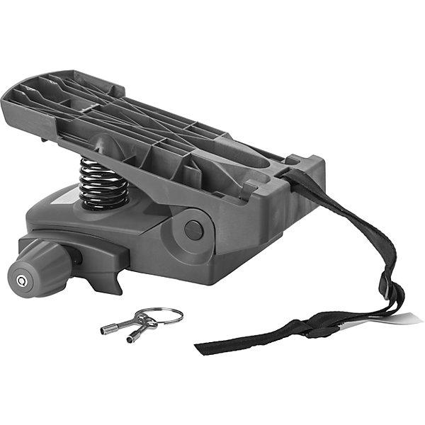 Hamax Адаптер для крепления на багажник Caress Carrier Adapter, Hamax, серый