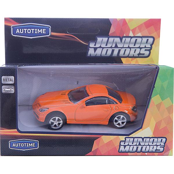 Autotime Машинка Germany Power Car 1:36, Autotime autotime машинка transport truck контейнеровоз 1 48 autotime