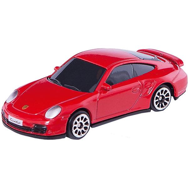Autotime Машинка Porsche 911 TURBO (997) Jeans 3, Autotime pit stop машинка porsche panamera turbo черная 1 64 ps 344018s bl