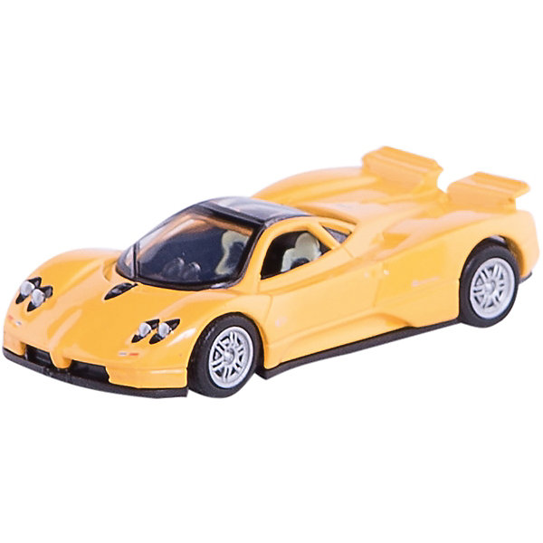 Autotime Машинка Pagani Zonda C12 1:43, Autotime autotime машинка газ 31105 волга мчс 1 43 autotime