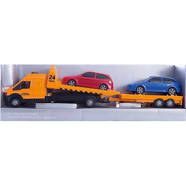 Машинка Recovery Truck Long эвакуатор с прицепом 1:48, AutotimeМашинки<br>Характеристики товара:<br><br>• цвет: красный, синий, желтый<br>• возраст: от 3 лет<br>• материал: металл, пластик<br>• масштаб: 1:48<br>• комплектация: эвакуатор, 2 машинки<br>• инерционная<br>• колеса вращаются<br>• размер упаковки: 25х6х11 см<br>• вес с упаковкой: 300 г<br>• страна бренда: Россия, Китай<br>• страна изготовитель: Китай<br><br>Такая машинка представляет собой миниатюрную копию машины с эвакуатором и набором из двух машинок и прицепа. Она отличается высокой детализацией, является коллекционной моделью. <br><br>Сделана машинка из прочного и безопасного материала. Корпус - из металла и пластика. <br><br>Машинку «Recovery Truck Long эвакуатор с прицепом 1:48», Autotime (Автотайм) можно купить в нашем интернет-магазине.<br>Ширина мм: 362; Глубина мм: 114; Высота мм: 146; Вес г: 15; Возраст от месяцев: 36; Возраст до месяцев: 2147483647; Пол: Мужской; Возраст: Детский; SKU: 5584149;