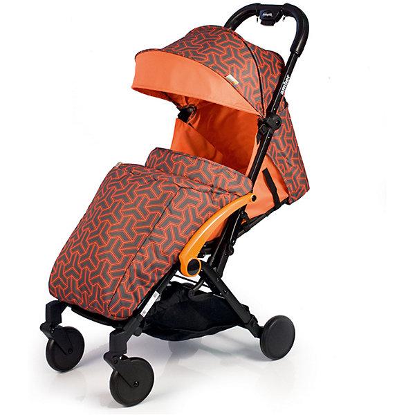 Прогулочная коляска BabyHit Amber 2017, оранжевыйПрогулочные коляски<br>Идеальная коляска для путешествий!<br>Компактна в сложенном виде.<br>Ручка с чехлами из эко-кожи<br>Одинарные передние поворотные колеса<br>Алюминиевая рама<br>Съемный поручень с разделителем для ножек<br>Регулируемая до положения «лежа» спинка<br>5-ти точечная система ремней безопасности<br>Багажная корзина<br>В комплекте: полог, дождевик, москитная сетка, сумка-чехол.<br><br>Характеристика:<br>Размеры в разложенном виде: 85 х 47 х 104 см (Д х Ш х В)<br>Размеры в сложенном виде: 54 х 47 х 32 см (Д х Ш х В)<br>Ширина сиденья: 32 см<br>Длина сиденья: 27 см<br>Высота спинки: 42 см<br>Высота до ручки: 104 см<br>Диаметр колес: 13,5 см<br>Вес: 6,7 кг<br><br>Отличительные особенности обновленной Babyhit Amber: ручка с чехлами из эко-кожи, повышенная плотность ткани, сумка чехол для коляски в комплекте.<br>Ширина мм: 465; Глубина мм: 255; Высота мм: 570; Вес г: 7600; Возраст от месяцев: 6; Возраст до месяцев: 36; Пол: Унисекс; Возраст: Детский; SKU: 5584570;