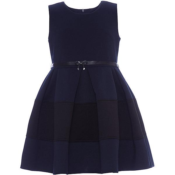 Платье для девочки WojcikОдежда<br>Характеристики товара:<br><br>• цвет: синий<br>• состав ткани: полиэстер 80%, хлопок 20%<br>• особенности: школьная<br>• застежка: молния<br>• сезон: круглый год<br>• страна бренда: Польша<br>• страна изготовитель: Польша<br><br>Данная модель одежды для школы сделана из качественного материала, есть подкладка. Синее платье для девочки Wojcik - удобная и модная школьная одежда. <br><br>Платье для девочки Войчик отличается модным кроем, пышным силуэтом. Польская одежда для детей от бренда Войчик - это качественные и стильные вещи.<br><br>Платье для девочки Wojcik (Войчик) можно купить в нашем интернет-магазине.<br>Ширина мм: 236; Глубина мм: 16; Высота мм: 184; Вес г: 177; Цвет: темно-синий; Возраст от месяцев: 132; Возраст до месяцев: 144; Пол: Женский; Возраст: Детский; Размер: 152,122,158,146,140,134,128,116; SKU: 5589614;