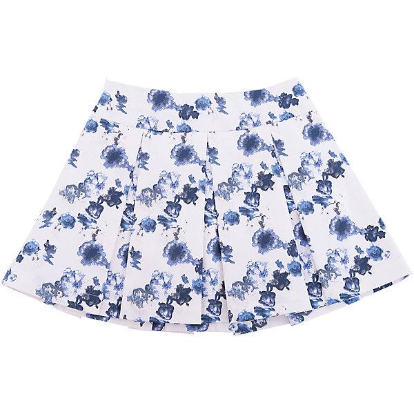 Юбка для девочки WojcikЮбки<br>Характеристики товара:<br><br>• цвет: белый<br>• состав ткани: хлопок<br>• застежка: молния<br>• сезон: лето<br>• страна бренда: Польша<br>• страна изготовитель: Польша<br><br>Данная модель одежды для лета сделана из натурального материала, есть подкладка. Белая юбка для девочки Wojcik - удобная и модная летняя одежда. <br><br>Эта юбка для девочки Войчик отличается модным кроем, пышным силуэтом. Польская одежда для детей от бренда Войчик - это качественные и стильные вещи.<br><br>Юбку для девочки Wojcik (Войчик) можно купить в нашем интернет-магазине.<br>Ширина мм: 207; Глубина мм: 10; Высота мм: 189; Вес г: 183; Цвет: белый; Возраст от месяцев: 36; Возраст до месяцев: 48; Пол: Женский; Возраст: Детский; Размер: 104,128,122,116,110; SKU: 5589673;