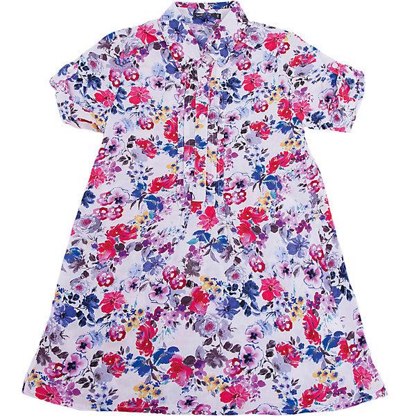 Рубашка для девочки WojcikБлузки и рубашки<br>Характеристики товара:<br><br>• цвет: мульти<br>• состав ткани: вискоза<br>• короткие рукава<br>• застежка: пуговицы<br>• сезон: лето<br>• страна бренда: Польша<br>• страна изготовитель: Польша<br><br>Польская одежда для детей от бренда Войчик - это качественные и стильные вещи. Рубашка для девочки для девочки Войчик отличаются модным кроем и универсальным цветом. <br><br>Легкая детская рубашка сделана из качественного материала. Рубашка для девочки Wojcik - удобная и модная одежда для теплого времени года. <br><br>Рубашку для девочки Wojcik (Войчик) можно купить в нашем интернет-магазине.<br>Ширина мм: 174; Глубина мм: 10; Высота мм: 169; Вес г: 157; Цвет: белый; Возраст от месяцев: 84; Возраст до месяцев: 96; Пол: Женский; Возраст: Детский; Размер: 128,104,122,116,110; SKU: 5589955;
