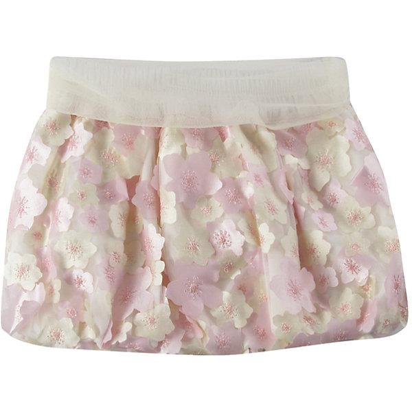 Юбка для девочки WojcikЮбки<br>Характеристики товара:<br><br>• цвет: розовый<br>• состав ткани: 100% полиэстер<br>• сезон: демисезон<br>• особенности модели: нарядная<br>• декор: текстильные цветы<br>• страна бренда: Польша<br>• страна изготовитель: Польша<br><br>Нарядная юбка для девочки Wojcik красиво сидит по фигуре. Детская юбка декорирована текстильными цветами. Эта юбка для детей - нарядная и легкая. Одежда для детей из Польши от бренда Wojcik отличается хорошим качеством и стилем. <br><br>Юбку для девочки Wojcik (Войчик) можно купить в нашем интернет-магазине.<br>Ширина мм: 207; Глубина мм: 10; Высота мм: 189; Вес г: 183; Цвет: белый; Возраст от месяцев: 3; Возраст до месяцев: 6; Пол: Женский; Возраст: Детский; Размер: 68,98,92,86,80,74; SKU: 5589988;