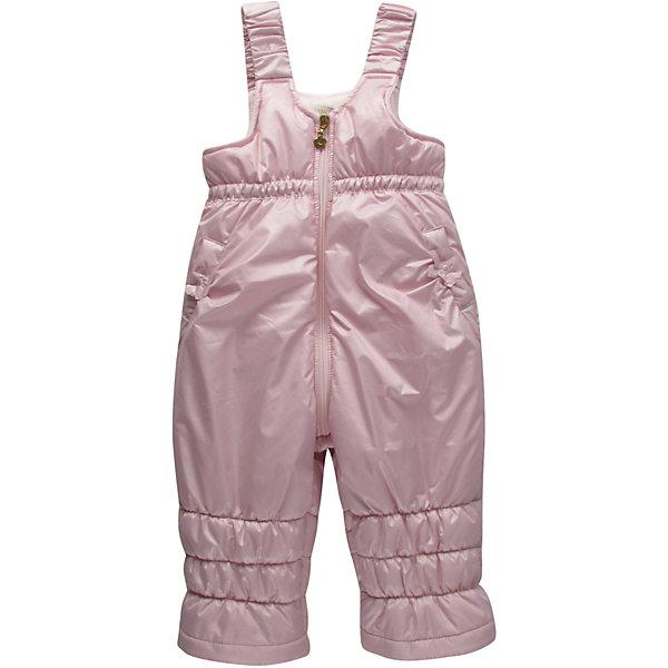 Полукомбинезон для девочки WojcikВерхняя одежда<br>Характеристики товара:<br><br>• цвет: розовый<br>• состав ткани: 100% полиэстер<br>• сезон: демисезон<br>• особенности модели: лямки<br>• застежка: молния<br>• страна бренда: Польша<br>• страна изготовитель: Польша<br><br>Теплые брюки для девочки Wojcik помогут обеспечить ребенку тепло и комфорт. Детские брюки дополнены удобными лямками. Эти утепленные брюки для детей - очень комфортные. Одежда для детей из Польши от бренда Wojcik отличается хорошим качеством и стилем. <br><br>Брюки для девочки Wojcik (Войчик) можно купить в нашем интернет-магазине.<br>Ширина мм: 215; Глубина мм: 88; Высота мм: 191; Вес г: 336; Цвет: розовый; Возраст от месяцев: 6; Возраст до месяцев: 9; Пол: Женский; Возраст: Детский; Размер: 74,92,80; SKU: 5590004;