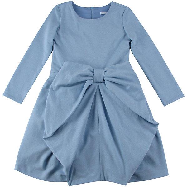 Платье для девочки WojcikОдежда<br>Характеристики товара:<br><br>• цвет: синий<br>• состав ткани: 95% хлопок, 3% эластан, 2% люрекс<br>• сезон: демисезон<br>• особенности модели: нарядная<br>• длинные рукава<br>• декор: бант<br>• страна бренда: Польша<br>• страна изготовитель: Польша<br><br>Нарядное детское платье декорировано эффектным бантом. Это платье для детей сделано из качественного материала. Такое платье для девочки Войчик легко надевается. Известный бренд Wojcik - это польская детская одежда отличного качества по доступной цене. <br><br>Платье для девочки Wojcik (Войчик) можно купить в нашем интернет-магазине.<br>Ширина мм: 236; Глубина мм: 16; Высота мм: 184; Вес г: 177; Цвет: синий; Возраст от месяцев: 84; Возраст до месяцев: 96; Пол: Женский; Возраст: Детский; Размер: 128,116,158,152,146,140,134,122; SKU: 5590476;