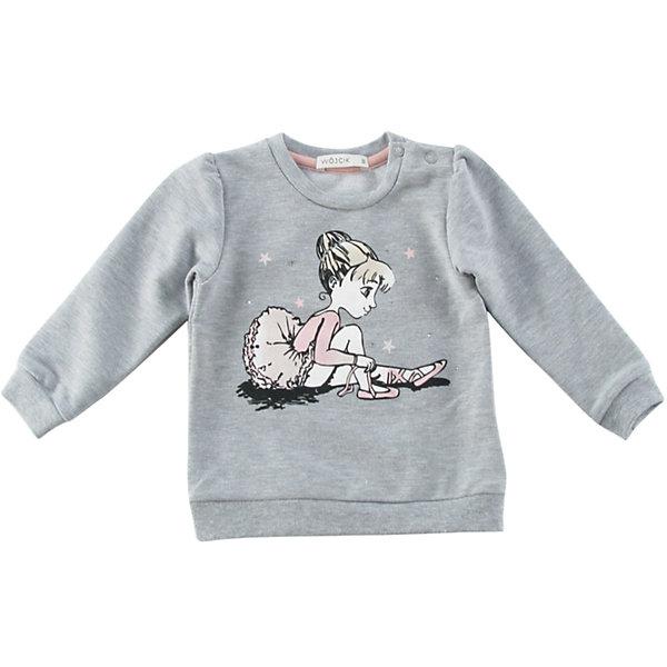 Wojcik Толстовка для девочки Wojcik одежда для детей