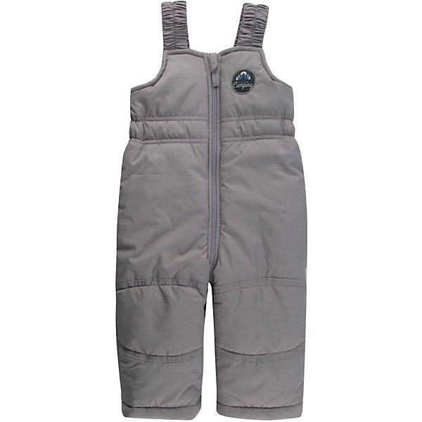 Полукомбинезон для мальчика WojcikВерхняя одежда<br>Характеристики товара:<br><br>• цвет: серый<br>• состав ткани: 100% полиэстер<br>• подкладка: 100% полиэстер<br>• утеплитель: 100% полиэстер<br>• сезон: демисезон<br>• температурный режим: от -5 до +15<br>• особенности модели: лямки<br>• застежка: молния<br>• страна бренда: Польша<br>• страна изготовитель: Польша<br><br>Серые утепленные брюки для мальчика Wojcik помогут обеспечить ребенку тепло и комфорт. Детские брюки дополнены удобными лямками. Эти утепленные брюки для детей - очень комфортные. Одежда для детей из Польши от бренда Wojcik отличается хорошим качеством и стилем. <br><br>Брюки для мальчика Wojcik (Войчик) можно купить в нашем интернет-магазине.<br>Ширина мм: 215; Глубина мм: 88; Высота мм: 191; Вес г: 336; Цвет: серый; Возраст от месяцев: 6; Возраст до месяцев: 9; Пол: Мужской; Возраст: Детский; Размер: 74,98,92,86,80; SKU: 5591856;