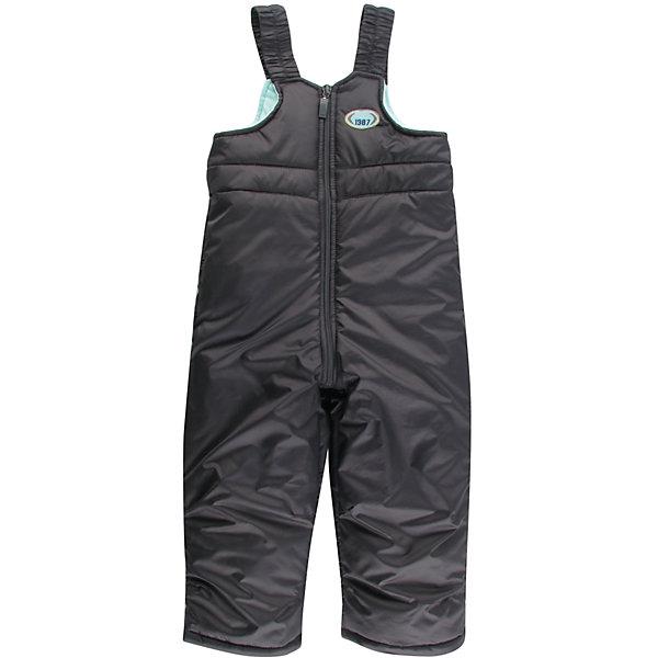 Wojcik Полукомбинезон для мальчика Wojcik брюки утепленные для мальчика zukka motion цвет серый 15 116ass19g 03 размер 98