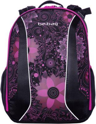 Рюкзак Herlitz be.bag AIRGO Ornament Flower без наполнения, артикул:5595043 - Школьные рюкзаки и ранцы