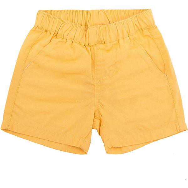 Шорты для мальчика PlayTodayШорты и бриджи<br>Характеристики товара:<br><br>• цвет: желтый<br>• состав: 100% хлопок<br>• средняя длина<br>• дышащий материал<br>• свободная посадка<br>• легкая ткань<br>• карманы<br>• мягкая резинка на талии<br>• комфортная посадка<br>• коллекция: весна-лето 2017<br>• страна бренда: Германия<br>• страна производства: Китай<br><br>Популярный бренд PlayToday выпустил новую коллекцию! Вещи из неё продолжают радовать покупателей удобством, стильным дизайном и продуманным кроем. Дети носят их с удовольствием. <br>Такая стильная модель обеспечит ребенку комфорт благодаря качественному материалу и продуманному крою. В составе ткани - натуральный хлопок, который позволяет коже дышать и не вызывает аллергии. Такие вещи очень просты в уходе.<br>PlayToday - это линейка товаров, созданная специально для детей школьного возраста. Дизайнеры учитывают новые веяния моды и потребности детей. Порадуйте ребенка обновкой от проверенного производителя!<br><br>Шорты для мальчика от известного бренда PlayToday можно купить в нашем интернет-магазине.<br>Ширина мм: 191; Глубина мм: 10; Высота мм: 175; Вес г: 273; Цвет: желтый; Возраст от месяцев: 6; Возраст до месяцев: 9; Пол: Мужской; Возраст: Детский; Размер: 74,86,80,92; SKU: 5604612;