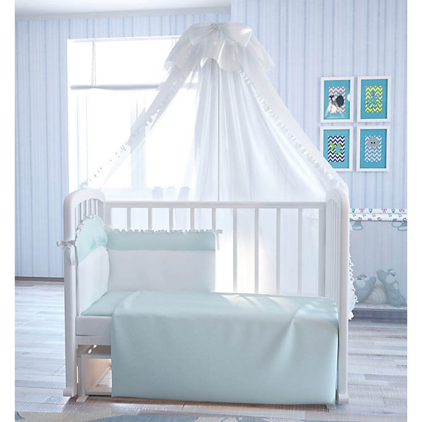 цена Fairy Комплект в кроватку 7 предметов Fairy, Сладкий сон онлайн в 2017 году