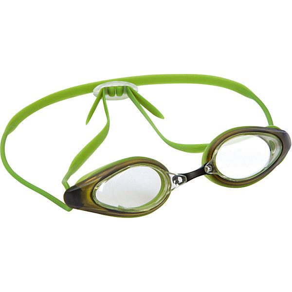 цены Bestway Очки для плавания Razorlite Race для взрослых, Bestway, зеленые
