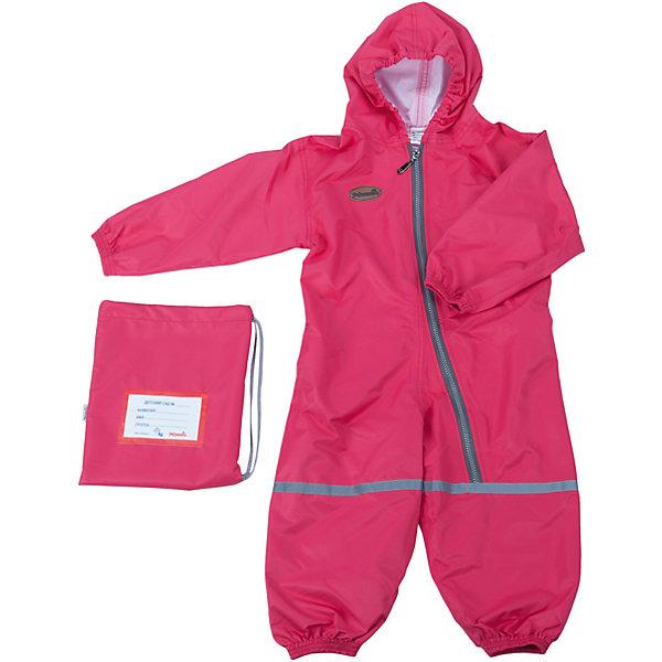 Комбинезон грязезащитный, р-р 3-4,мембрана, Mammie, фуксияВерхняя одежда<br>Комбинезон грязезащитный, р-р 3-4,мембрана, Mammie, фуксия.<br><br>Характеристики:<br><br>• Для детей от 3 до 4 лет (рост 104-110 см.)<br>• Комплектация: комбинезон, мешочек с именной нашивкой<br>• Сезон: весна, лето, осень<br>• Температурный диапазон: от -5°С до +25°С<br>• Цвет: фуксия<br>• Материал: мембрана - 100% полиэстер<br>• Водонепроницаемость: 3000 мм. <br>• Дышащие свойства: 3000 гр/кв.м/24ч<br>• Уход: машинная стирка при 30°С<br>• Размер упаковки: 20х30х5 см.<br>• Вес: 200 гр.<br><br>Детский грязезащитный, 100% непромокаемый дышащий комбинезон одевается поверх любой верхней одежды. Комбинезон утянут в поясе при помощи резинки. Глубокая молния позволяет ребенку самостоятельно надеть комбинезон. Ткань комбинезона не препятствует воздухообмену. Швы проклеены водозащитной лентой. Светоотражающие элементы повышают безопасность ребенка в темное время суток. Комбинезон отлично подходит для прогулок в детском саду в осенне-весенний период с грязью, лужами и слякотью. Легко стирается и моментально сохнет. Упакован в индивидуальный мешочек с именной нашивкой, который можно подвесить в шкафчик ребенка.<br><br>Комбинезон грязезащитный, р-р 3-4,мембрана, Mammie, фуксия можно купить в нашем интернет-магазине.<br>Ширина мм: 200; Глубина мм: 300; Высота мм: 50; Вес г: 200; Возраст от месяцев: 36; Возраст до месяцев: 48; Пол: Унисекс; Возраст: Детский; SKU: 5613249;