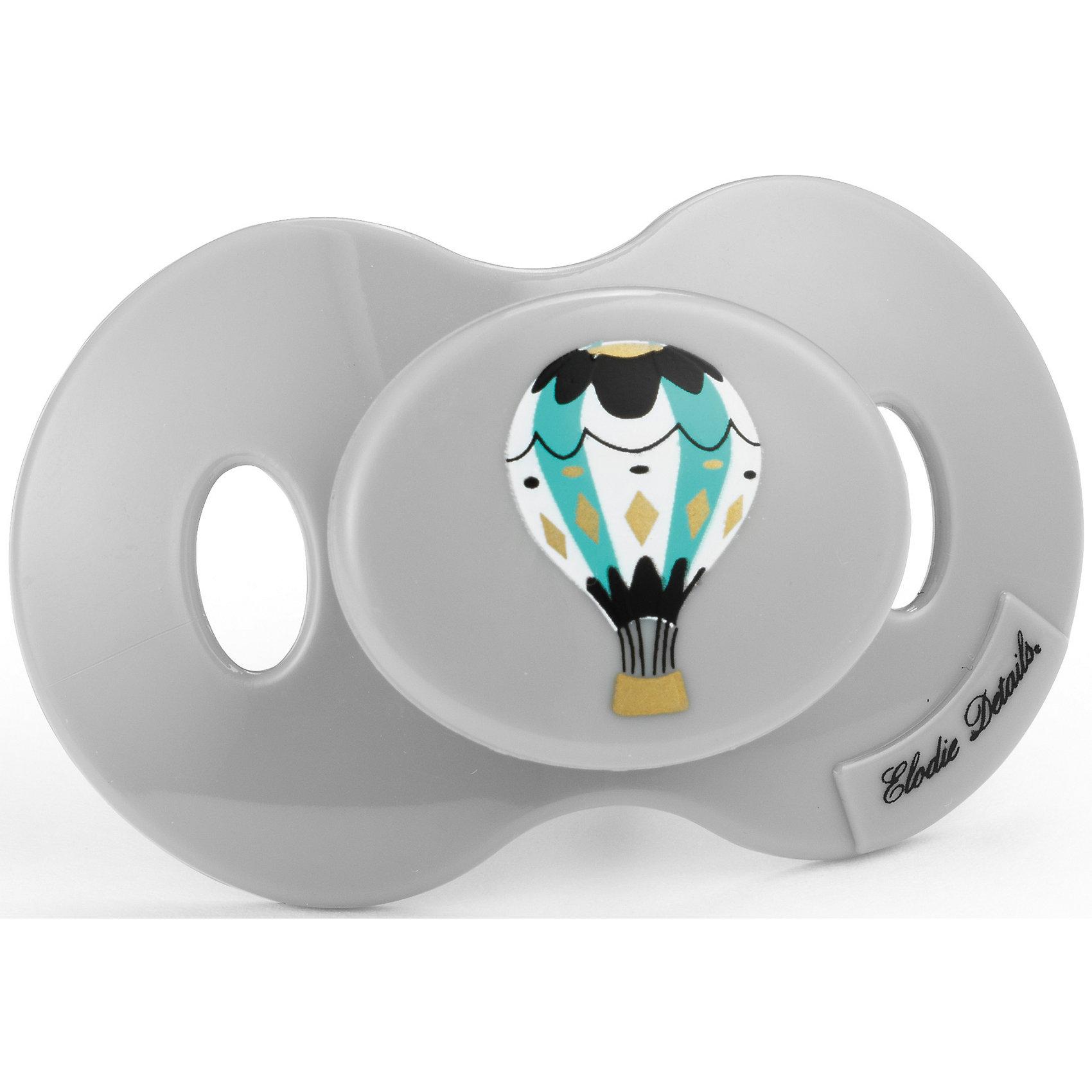 Пустышка силиконовая Moon Balloon, 3-12мес., Elodie Details