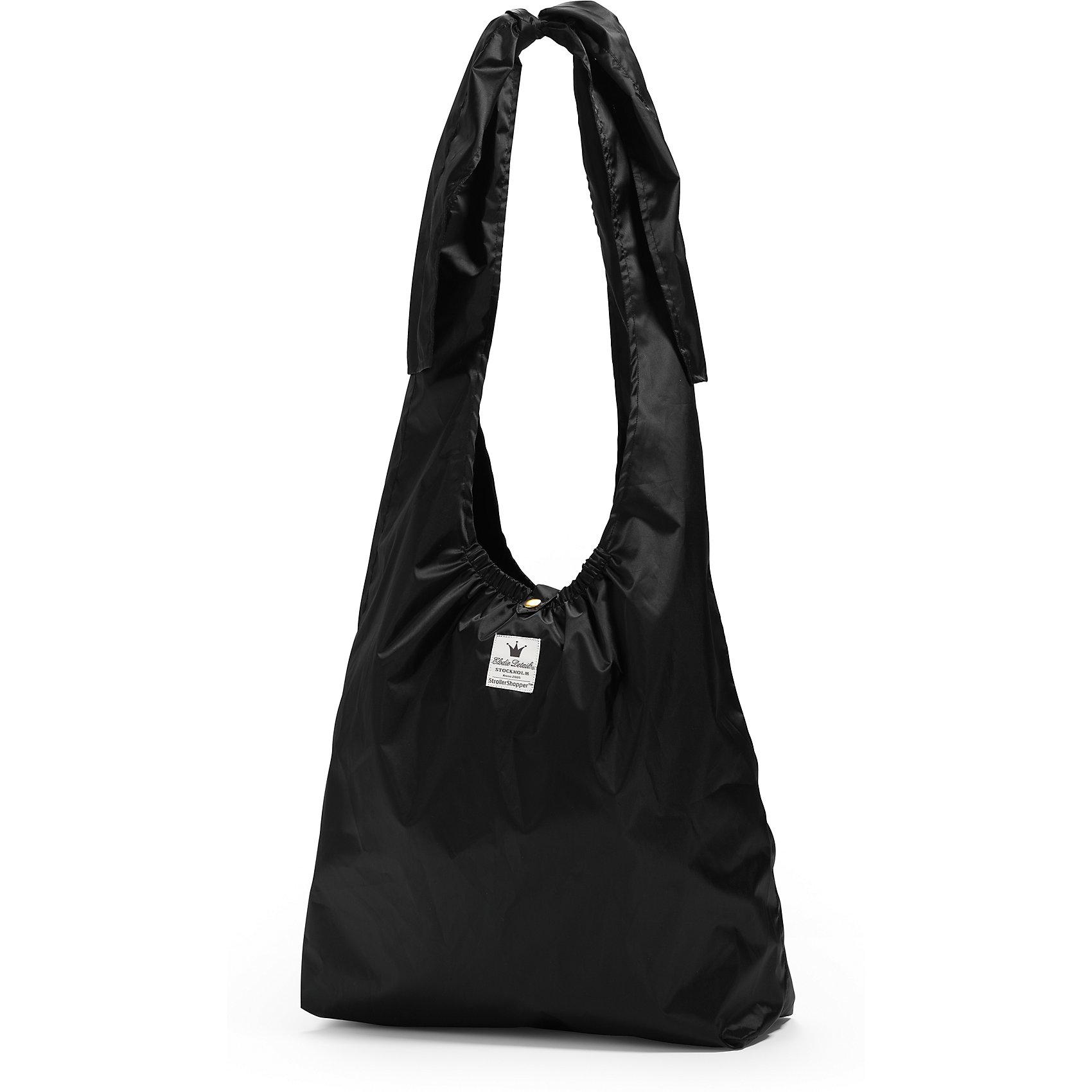 Сумка Brilliant Black Stroller Shopper, Elodie Details