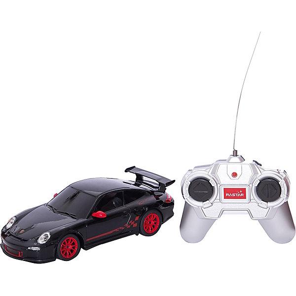 Rastar Радиоуправляемая машина Porsche GT3 RS 1:24, RASTAR rastar rastar радиоуправляемая машина bmw i8 масштаб 1 14 золотая
