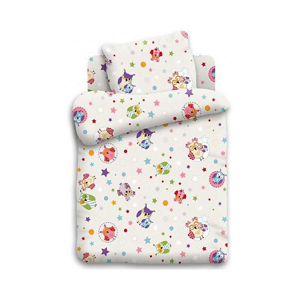 Детское постельное белье 1,5 сп. Кошки-мышки, МногоцветиеДетское постельное бельё<br>Характеристики:<br><br>• Вид домашнего текстиля: постельное белье<br>• Тип постельного белья по размерам: 1,5 спальное<br>• Материал: хлопок, 100% <br>• Тематика рисунка: совушки<br>• Комплектация: <br> пододеяльник 215*143 см – 1 шт. <br> простынь 150*214 см– 1 шт. <br> наволочка 70*70 см – 1 шт. <br>• Тип упаковки: картонная коробка <br>• Вес в упаковке: 1 кг 200 г<br>• Размеры упаковки (Д*Ш*В): 50*25*50 см<br>• Особенности ухода: допускается интенсивная машинная стирка без использования красящих и отбеливающих веществ<br><br>Постельное белье 1,5 Многоцветие, бязь, Кошки-мышки (нав 70*70) выполнено в ярком дизайне с изображением разноцветных совушек. Комплект упакован в брендовую картонную коробку, поэтому его можно преподнести в качестве подарка на любой праздник или торжество.<br><br>Постельное белье 1,5 Многоцветие, бязь, Кошки-мышки (нав 70*70) можно купить в нашем интернет-магазине.<br>Ширина мм: 500; Глубина мм: 250; Высота мм: 500; Вес г: 1200; Возраст от месяцев: 36; Возраст до месяцев: 144; Пол: Женский; Возраст: Детский; SKU: 5623422;