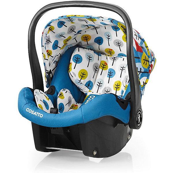 Автокресло Cosatto Port, 0-13 кг., My SpaceГруппа 0+  (до 13 кг)<br>Характеристики:<br><br>• группа: 0+;<br>• вес ребенка: до 13 кг;<br>• возраст: от рождения до 18 месяцев;<br>• соответствует нормам безопасности  ECE R44/04;<br>• установка: против хода движения автомобиля;<br>• может крепиться штатным автомобильным ремнем или устанавливаться на одну из баз Cosatto (Isofix и для 3-точечного ремня);<br>• совместимо с шасси колясок Cosatto Ooba, Fly, Wish, Wow, Woop;<br>• можно использовать как переноску или люльку;<br>• 3-точечные внутренние ремни имеют 2 положения;<br>• плечевые и нагрудные подушечки;<br>• анатомический вкладыш;<br>• специальная подушка для головы;<br>• усиленная боковая защита;<br>• ударопрочный пластик;<br>• солнцезащитный съемный козырек из ткани;<br>• ручка для переноски;<br>• сзади расположен бардачок;<br>• гипоаллергенный материал обивки;<br>• съемный чехол можно стирать при температуре 30 градусов;<br>• материал: пластик, полиэстер.<br><br>Габариты автокресла: 70х60х44 см.<br>Вес автокресла: 3 кг.<br><br>Автокресло разработано для безопасной перевозки малышей в салоне автомобиля. Представленную модель можно использовать не только как авто-люльку, а и устанавливать на шасси коляски, что очень удобно на прогулке за городом. Продуманная до мелочей система безопасности максимально защищает малыша во время движения. Автокресло устанавливается на сиденье и крепится при помощи штатного ремня безопасности автомобиля либо устанавливается на специальную базу (приобретается отдельно). <br><br>Автокресло Port 0-13 кг., Cosatto, My Space можно купить в нашем интернет-магазине.<br>Ширина мм: 750; Глубина мм: 450; Высота мм: 390; Вес г: 6000; Возраст от месяцев: -2147483648; Возраст до месяцев: 2147483647; Пол: Унисекс; Возраст: Детский; SKU: 5629490;
