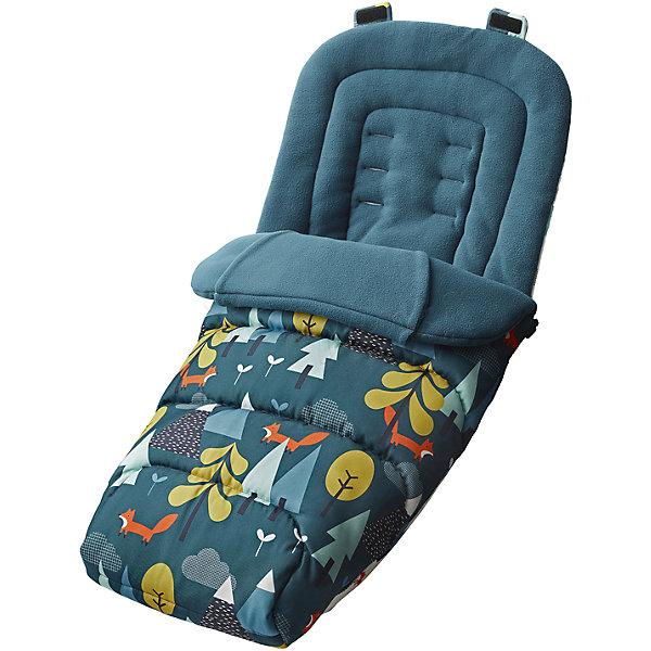 Конверт к коляске Cosatto Wow, Fox TaleКонверты в прогулочную коляску<br>Характеристики:<br><br>• съемный конверт-вкладка для малышей от рождения до 18 месяцев;<br>• две функциональные стороны: летняя и зимняя;<br>• застежка «молния»;<br>• специальный карман-муфта для ручек малыша;<br>• можно использовать как матрасик;<br>• есть прорези для ремней безопасности (два уровня);<br>• крепление к сиденью при помощи липучек;<br>• допускается стирка при температуре 30 градусов;<br>• используется с колясками Cosatto Wow;<br>• одинаковая расцветка конвертов и обивки сидений колясок серии Wow.<br><br>Размеры вкладки: 43х33х20 см.<br>Вес: 820 г.<br><br>Вкладку Footmuff Wow, Cosatto, Fox Tale можно купить в нашем интернет-магазине.<br>Ширина мм: 300; Глубина мм: 100; Высота мм: 150; Вес г: 1000; Возраст от месяцев: 0; Возраст до месяцев: 18; Пол: Унисекс; Возраст: Детский; SKU: 5629512;