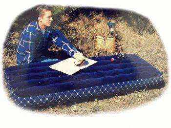 Надувной матрас-кровать Дауни 76х191х22см, Intex, артикул:5630564 - Надувная мебель