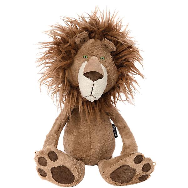Sigikid Мягкая игрушка Sigikid Зверский Город Храбрые волосы, 43 см sigikid мягкая игрушка sigikid зверский город моя тебя любить 32 см