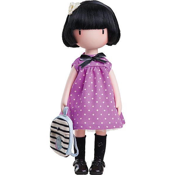 Paola Reina Кукла Горджусс Синяя птица, Paola Reina paola reina кукла вики 47 см paola reina