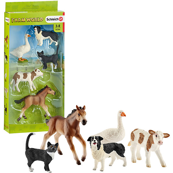 Schleich Игровой набор Schleich Животные фермы