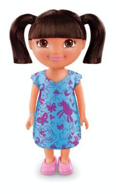 Кукла Даша-путешественница из серии  Приключения каждый день , Fisher Price, артикул:6673380 - Даша-путешественница