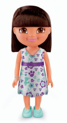Кукла Даша-путешественница из серии  Приключения каждый день , Fisher Price, артикул:6673381 - Даша-путешественница