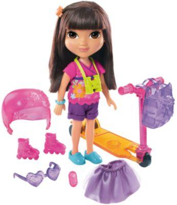 Кукла Даша-путешественница с аксессуарами, Fisher Price, артикул:6673383 - Даша-путешественница