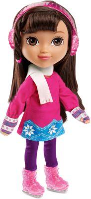 Кукла Даша-путешественница с аксессуарами, Fisher Price, артикул:6673384 - Даша-путешественница