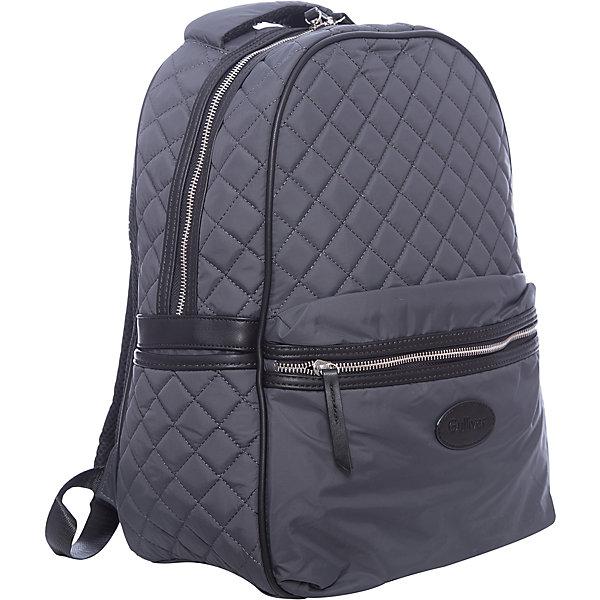 Рюкзак GulliverРюкзаки<br>Характеристики товара:<br><br>• цвет: синий;<br>• материал: текстиль;<br>• застежка: молния;<br>• особенности: школьный, повседневный, в горох;<br>• эргономическая спинка;<br>• воздухопроницаемая ткань на спинке;<br>• внешний карман на молнии;<br>• страна бренда: Россия;<br>• страна производства: Китай.<br><br>Школьный рюкзак на молнии для девочки. Синий рюкзак с эргономической спинкой и внешним карманом на молнии. Молодежный рюкзак подходит как для школы, так и для повседневной носки.<br><br>Рюкзак Gulliver (Гулливер) можно купить в нашем интернет-магазине.<br>Ширина мм: 227; Глубина мм: 11; Высота мм: 226; Вес г: 350; Цвет: синий; Возраст от месяцев: 84; Возраст до месяцев: 192; Пол: Унисекс; Возраст: Детский; Размер: one size; SKU: 6679032;