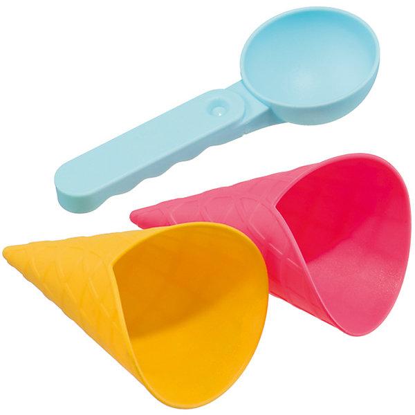 Купить Набор для игр с песком Ice-cream, Happy Baby, Корея, Унисекс