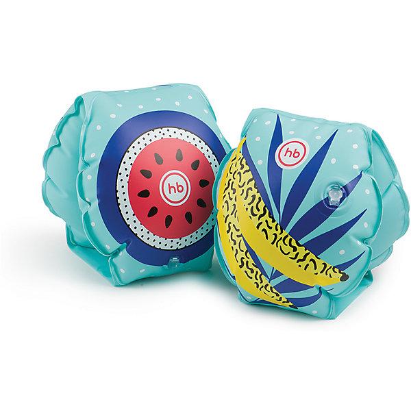 Нарукавники для плавания, Happy BabyНарукавники<br>Характеристики:<br><br>• тип пляжного аксессуара: надувные нарукавники;<br>• принт: лето;<br>• материал: ПВХ;<br>• размер упаковки: 27,5х21,5х1,5 см;<br>• вес: 143 г.<br><br>Безопасность на воде – прежде всего. Нарукавники для плавания помогают ребенку держаться на плаву, пребывая в воде. Нарукавники надувные, надежные. Оформлены в ярком летнем стиле. <br><br>Нарукавники для плавания, Happy Baby можно купить в нашем интернет-магазине.<br>Ширина мм: 15; Глубина мм: 215; Высота мм: 275; Вес г: 143; Возраст от месяцев: 36; Возраст до месяцев: 120; Пол: Унисекс; Возраст: Детский; SKU: 6679328;