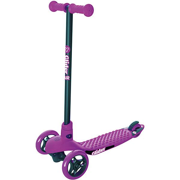 - Трехколесный самокат Y-volution Glider Air, розовый цена