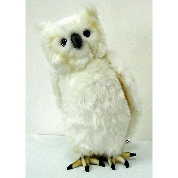 Купить Мягкая игрушка Hansa Белая сова , 30 см, Филиппины, Унисекс